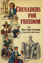 Cover image for Crusaders for freedom