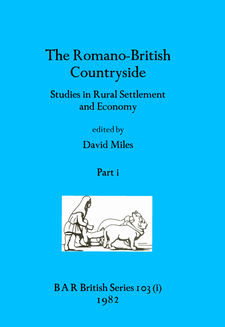 Cover image for The Romano-British Countryside, Parts i and ii: Studies in Rural Settlement and Economy