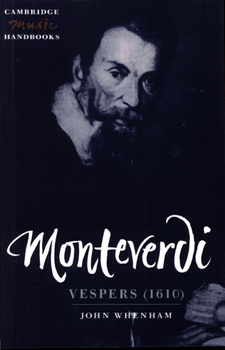 Cover image for Montverdi: Vespers (1610)
