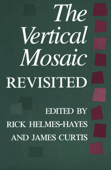 Cover image for The Vertical mosaic revisited