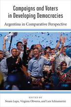 Cover image for Campaigns and Voters in Developing Democracies: Argentina in Comparative Perspective