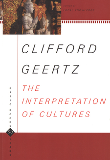 Cover image for The interpretation of cultures: selected essays