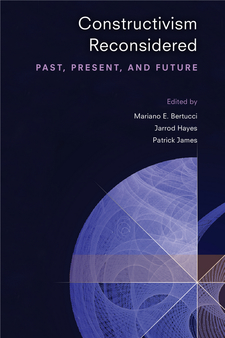 Cover image for Constructivism Reconsidered: Past, Present, and Future