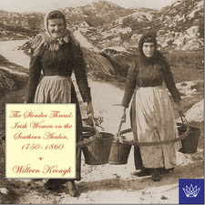 Cover image for The slender thread: Irish women on the southern Avalon, 1750-1860