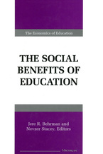 Cover image for The Social Benefits of Education