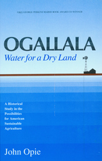 Cover image for Ogallala: water for a dry land