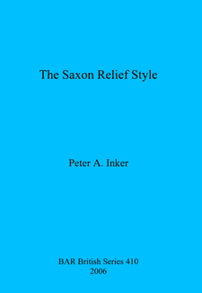 Cover image for The Saxon Relief Style
