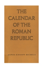 Cover image for The calendar of the Roman Republic