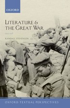 Cover image for Literature and the Great War, 1914-1918