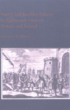 Cover image for Poetry and Jacobite politics in eighteenth-century Britain and Ireland