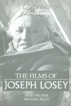 Cover image for The films of Joseph Losey