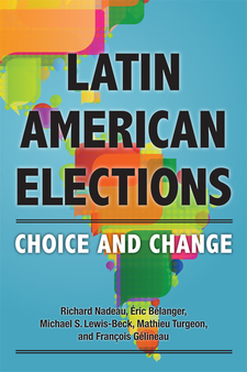Cover image for Latin American Elections: Choice and Change