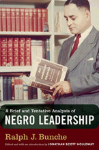 Cover image for A brief and tentative analysis of Negro leadership
