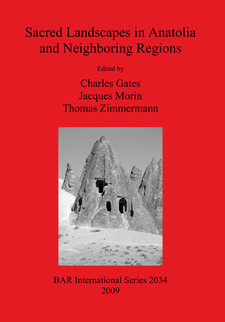 Cover image for Sacred Landscapes in Anatolia and Neighboring Regions