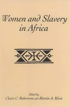 Cover image for Women and slavery in Africa