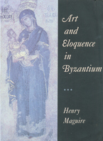 Cover image for Art and eloquence in Byzantium