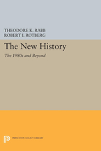 Cover image for The New History The 1980s and Beyond: Studies in Interdisciplinary History