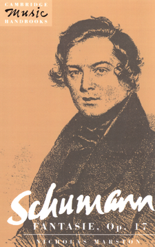 Cover image for Schumann, Fantasie, op. 17