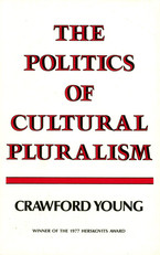 Cover image for The politics of cultural pluralism