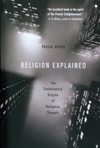 Cover image for Religion explained: the evolutionary origins of religious thought