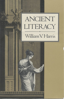 Cover image for Ancient literacy
