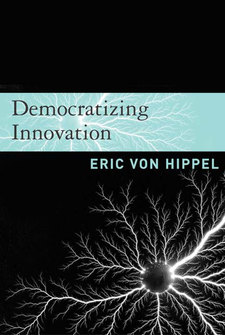 Cover image for The cover of the book Democratizing Innovation