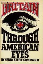 Cover image for Britain through American eyes