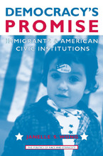 Cover image for Democracy's Promise: Immigrants and American Civic Institutions