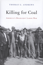 Cover image for Killing for coal: America's deadliest labor war