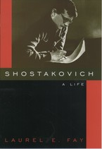 Cover image for Shostakovich: a life
