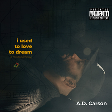 Cover image for i used to love to dream