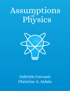 Cover image for Assumptions of Physics