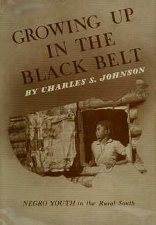 Cover image for Growing up in the black belt: Negro youth in the rural South