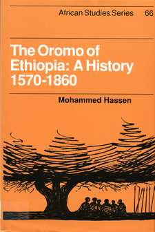 Cover image for The Oromo of Ethiopia: a history, 1570-1860