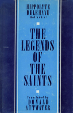 Cover image for The legends of the saints