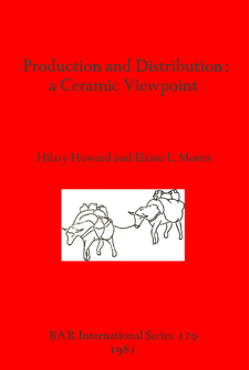 Cover image for Production and Distribution: A Ceramic Viewpoint