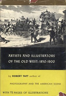 Cover for Artists and illustrators of the Old West, 1850-1900