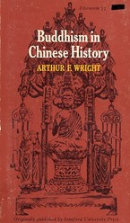 Cover image for Buddhism in Chinese history