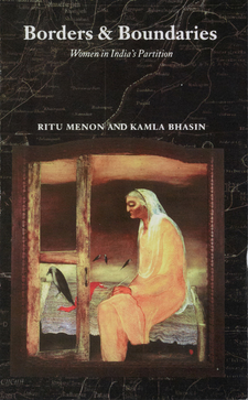 Cover image for Borders & boundaries: women in India's Partition
