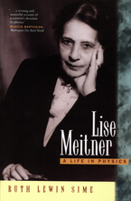 Cover image for Lise Meitner: a life in physics