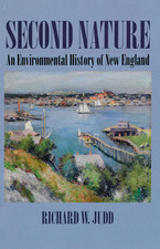 Cover image for Second nature: an environmental history of New England