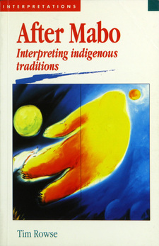 Cover for After Mabo: interpreting indigenous traditions
