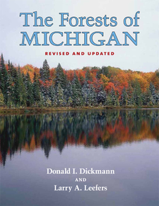 Cover image for The Forests of Michigan, Revised Ed.