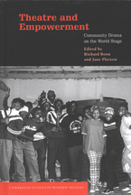 Cover image for Theatre and empowerment: community drama on the world stage