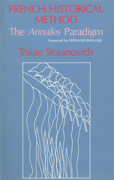 Cover image for French historical method: the Annales paradigm