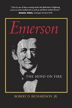 Cover image for Emerson: the mind on fire : a biography