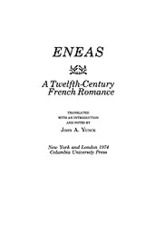 Cover image for Eneas: a twelfth-century French romance