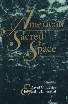 Cover image for American sacred space