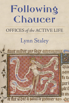 Cover image for Following Chaucer: Offices of the Active Life