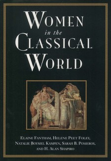 Cover image for Women in the classical world: image and text